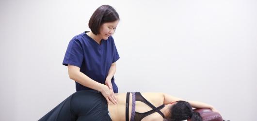 脊椎側彎 肌筋膜釋放治療