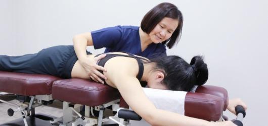 脊椎側彎 脊椎對位動力延展治療